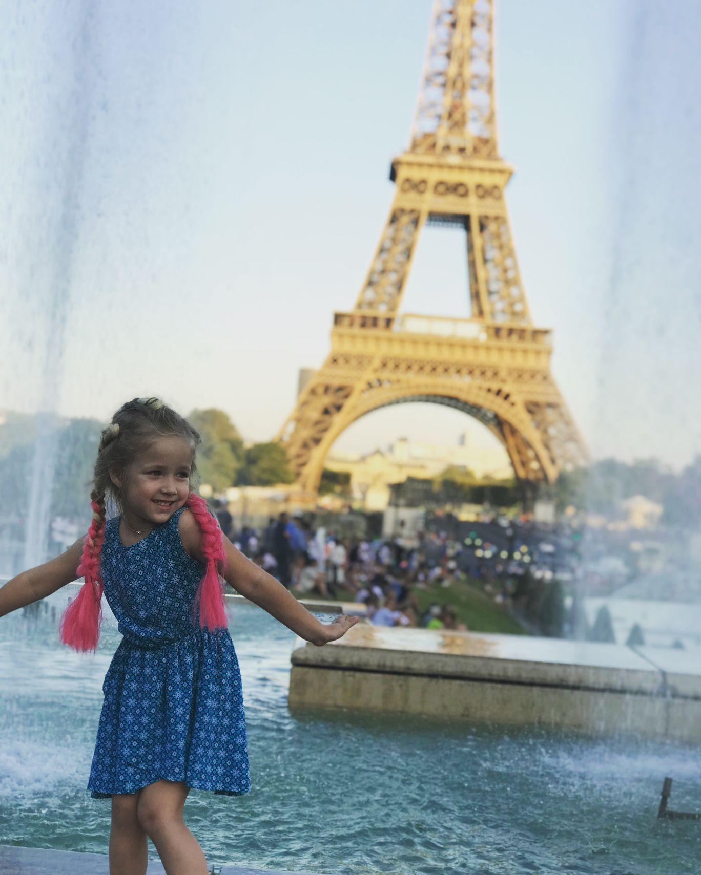 Photo of Eiffel Tower By Neha Malik