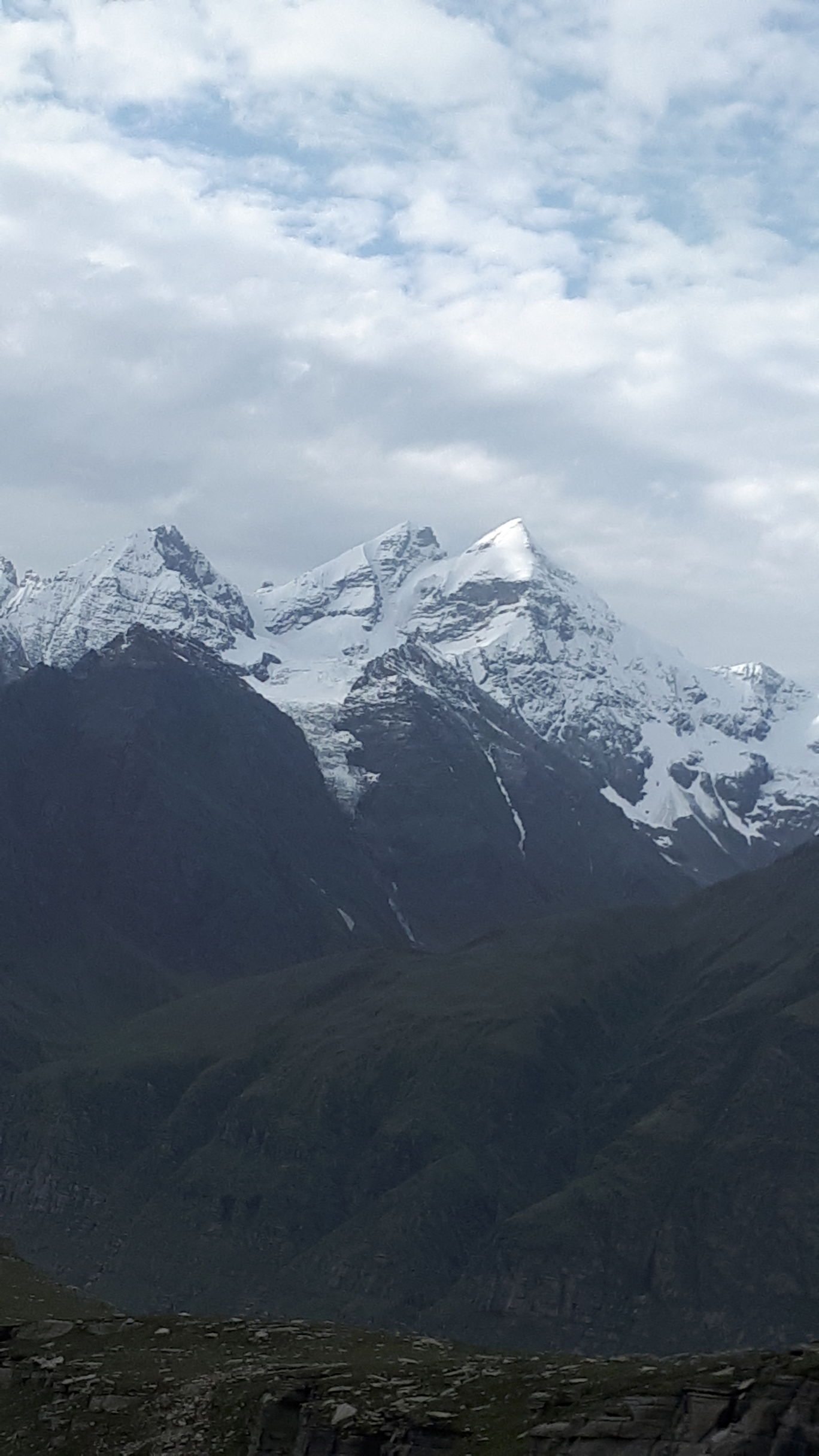 Photo of Rohtang Pass By Shashidharreddy Gutha