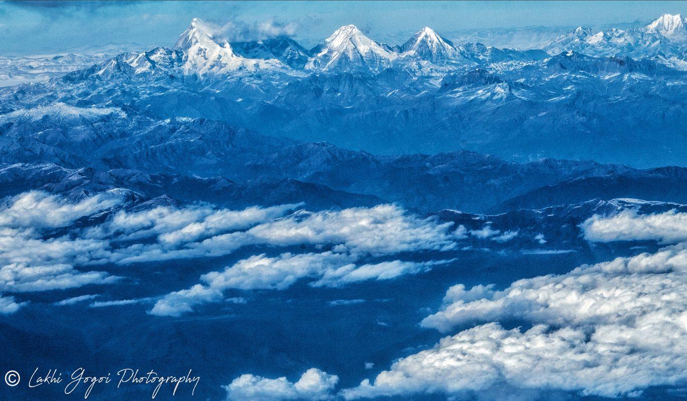 Photo of Everest By Lakhi Gogoi