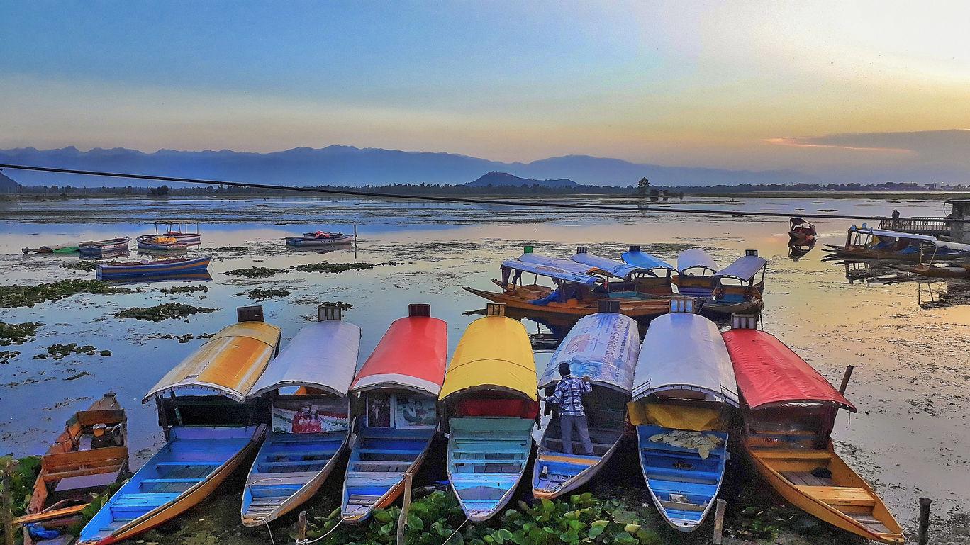 Photo of Dal Lake By Lakhi Gogoi