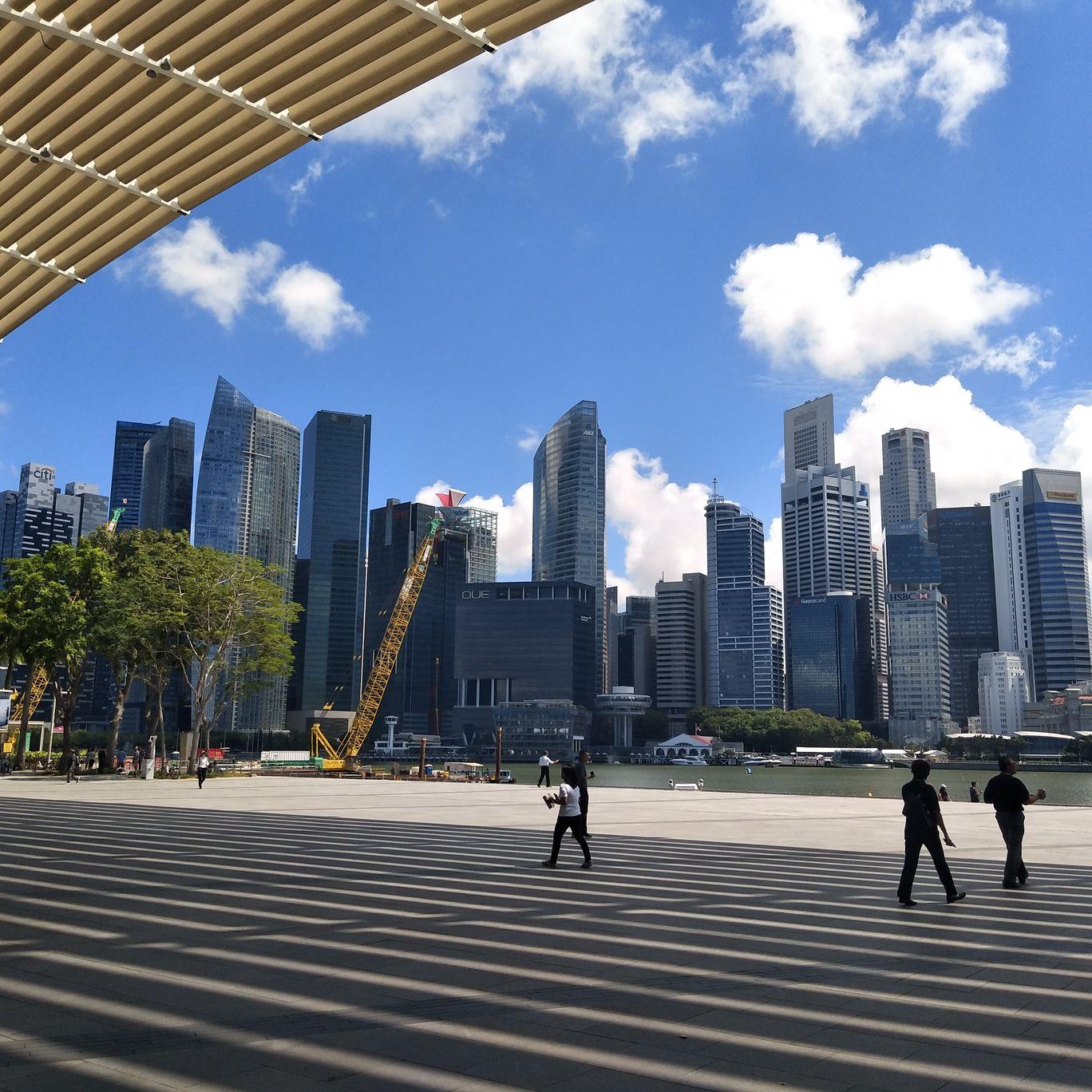 Photo of Singapore By Anugrah pawar
