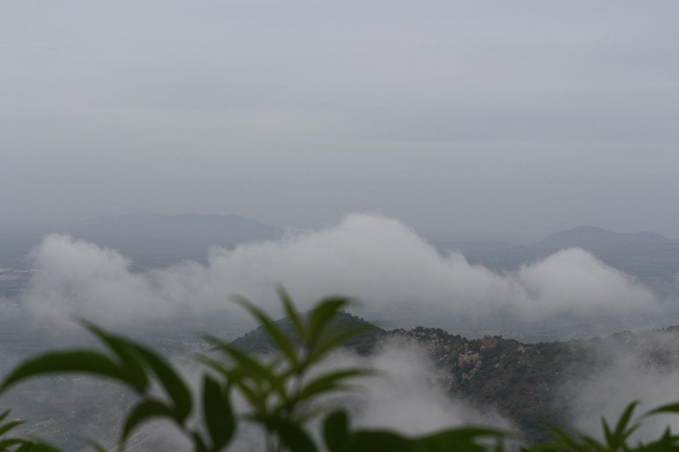 Photo of Nandi Hills By Swayamdeep Nagshetty