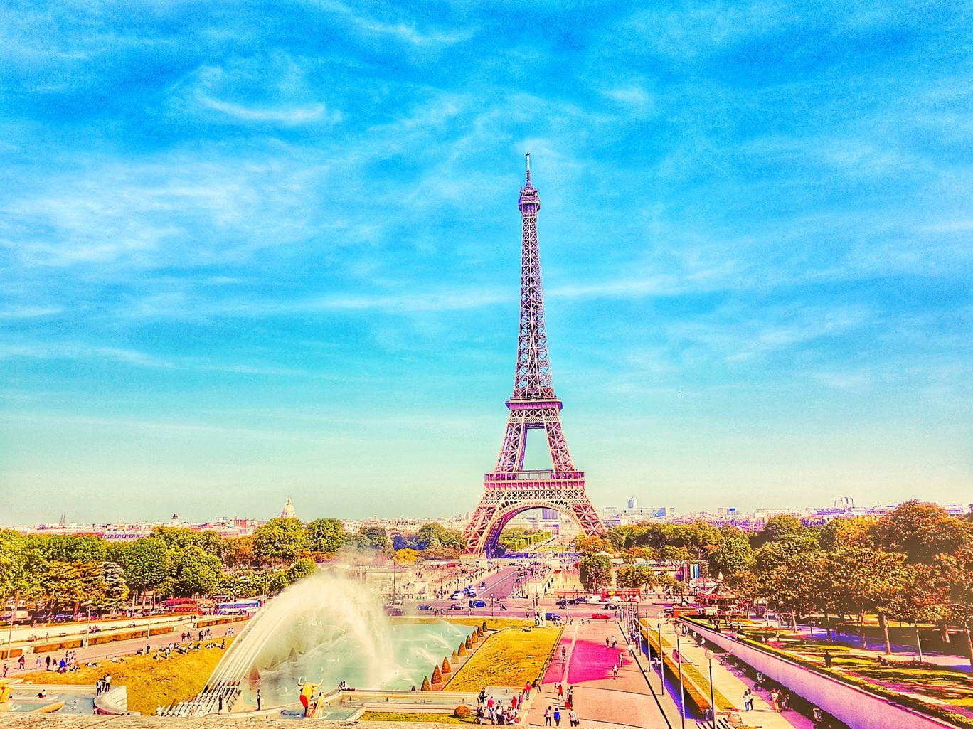 Photo of Paris By keith dmello