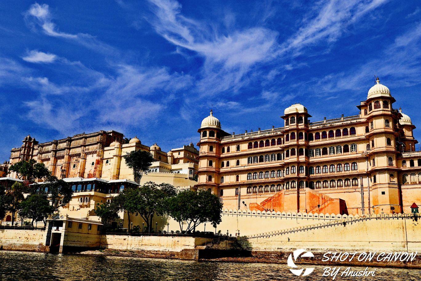 Photo of City Palace By Anushri Tiwari
