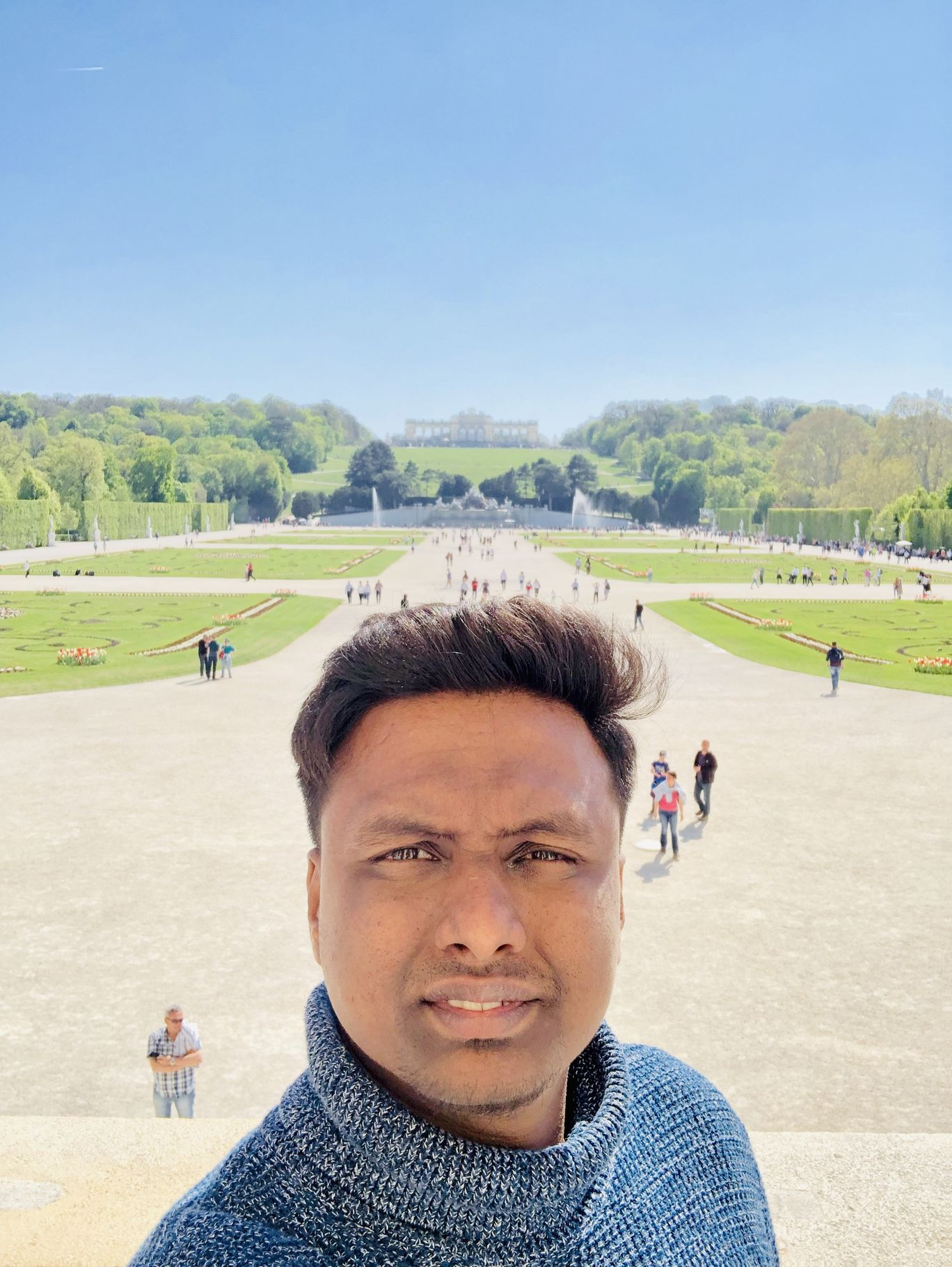 Photo of Schönbrunn Palace By Rohith