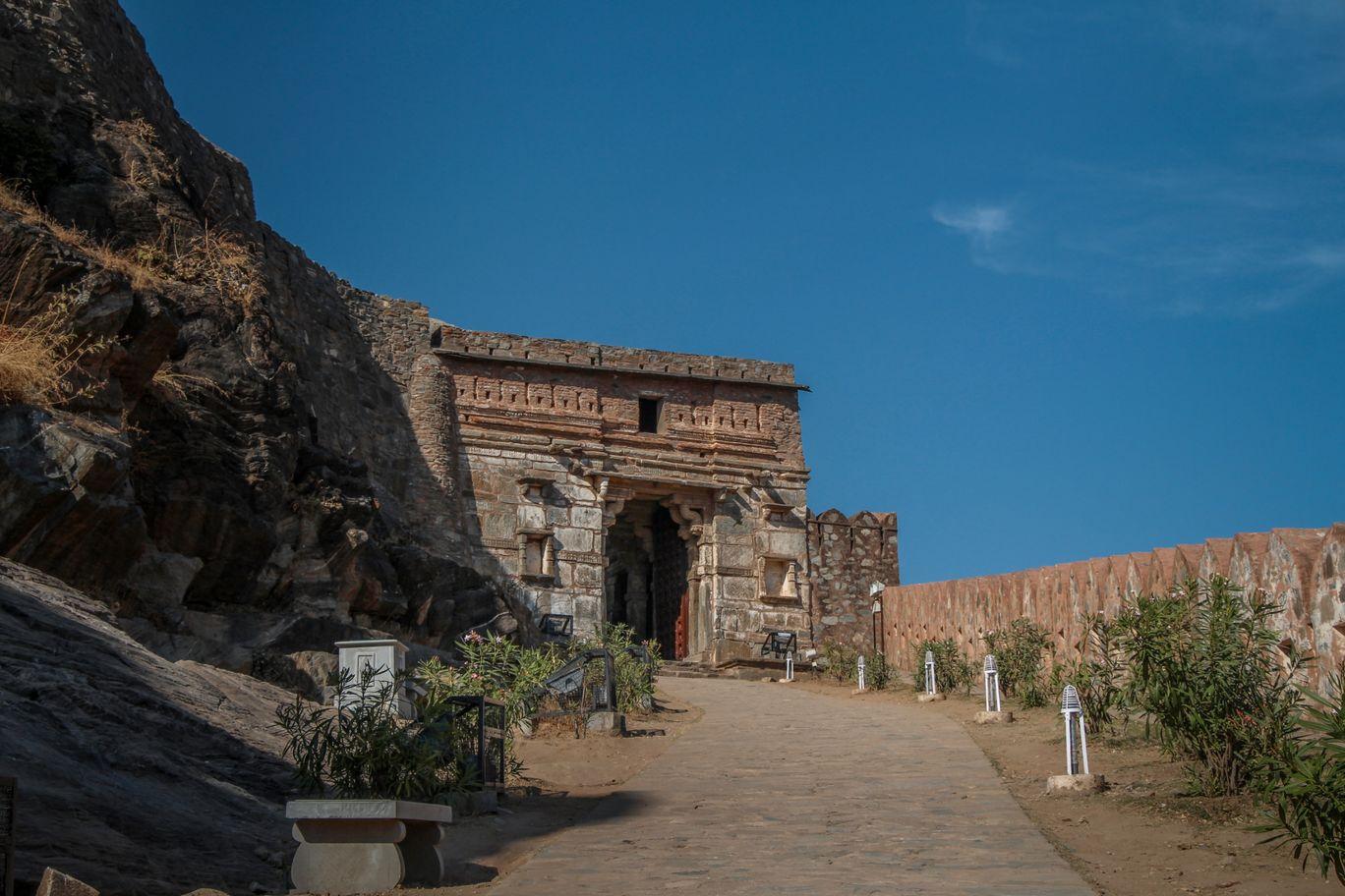 Photo of Kumbhalgarh Fort By Prashant Mane