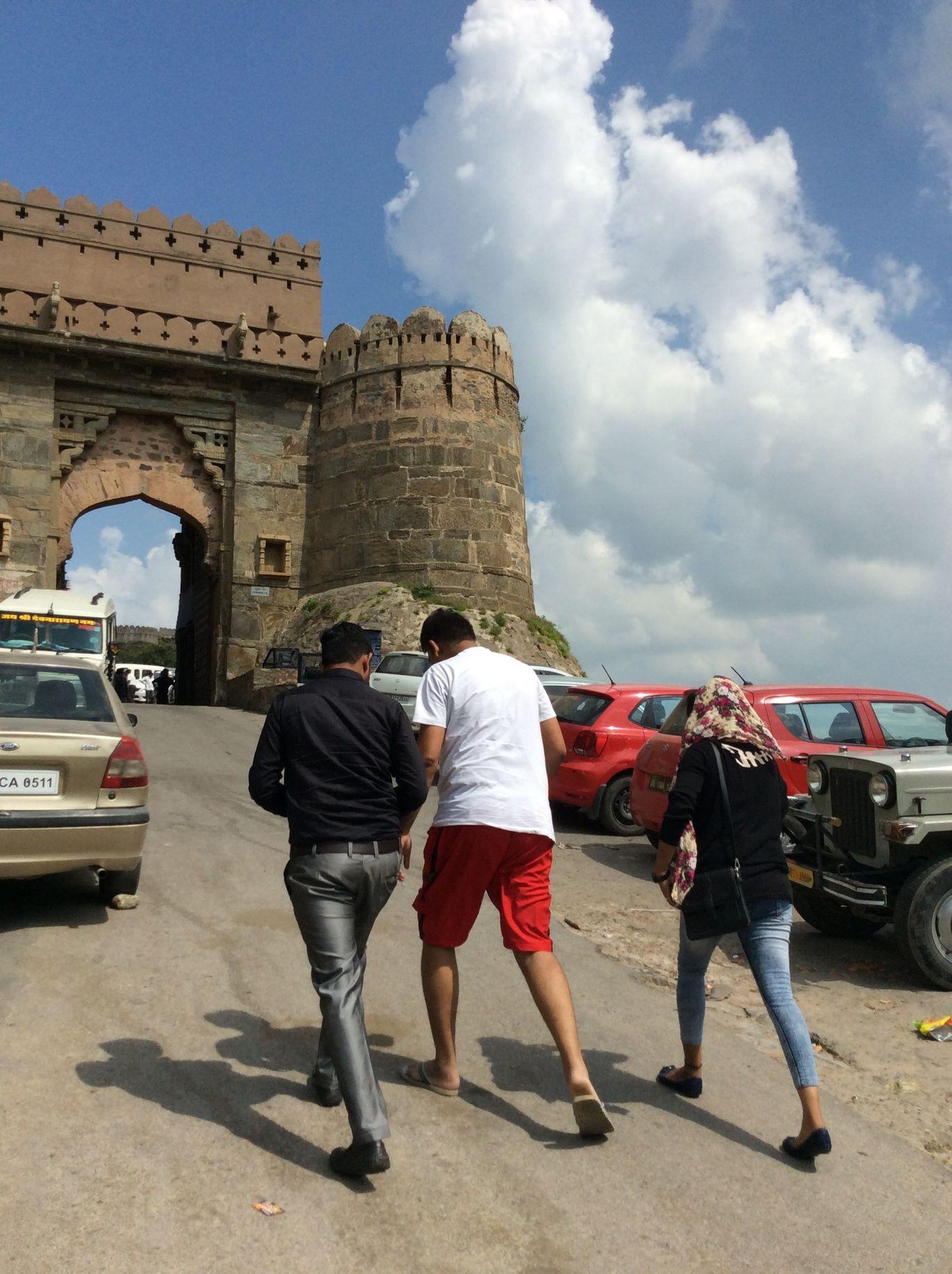 Photo of Kumbhalgarh Fort By chanda mali