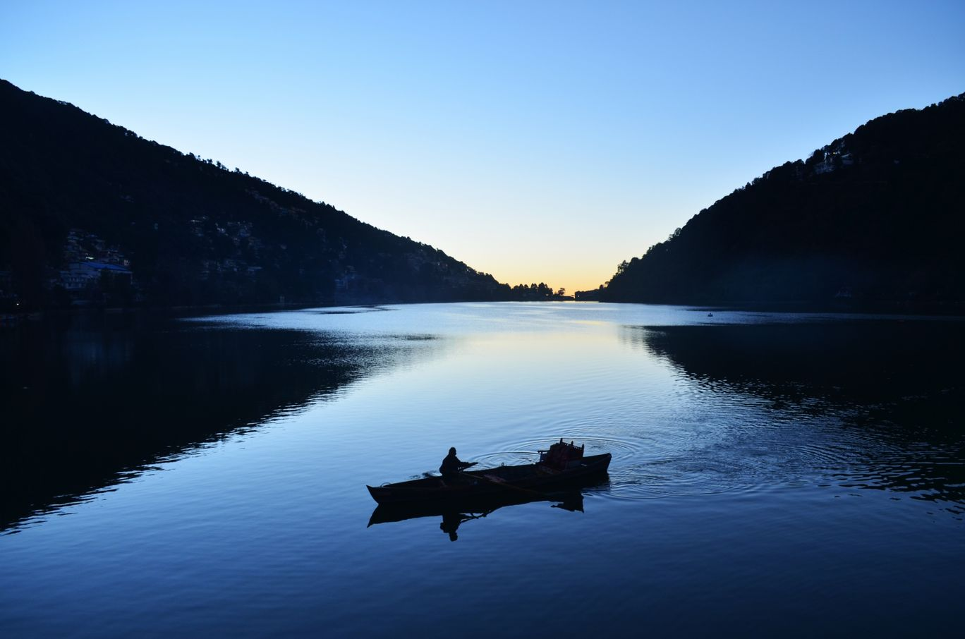 Photo of Nainital Lake By Trails2passion