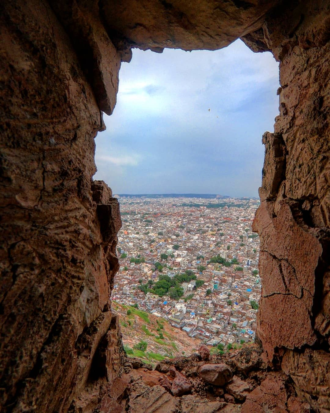 Photo of Nahargarh Fort Jaipur. By Trails2passion