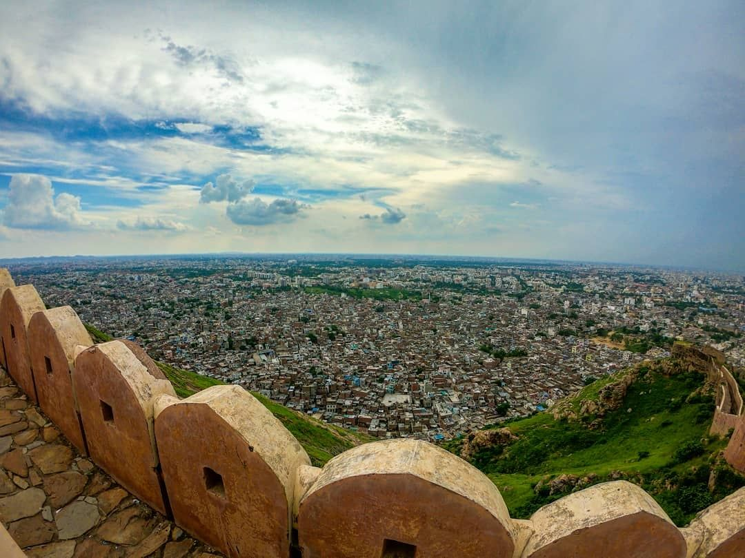 Photo of Nahargarh Fort By Trails2passion