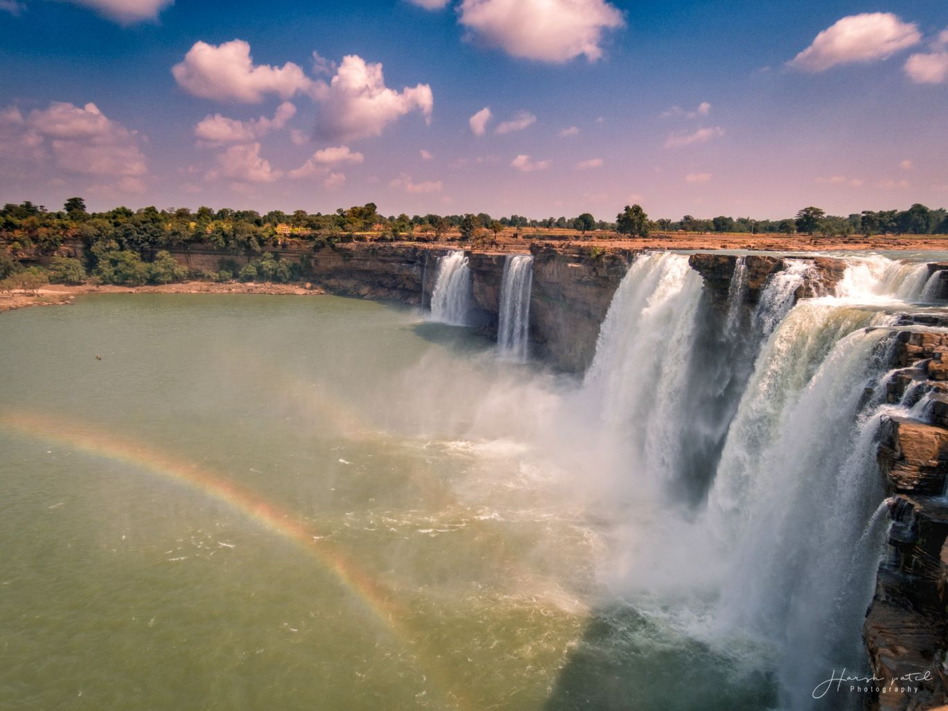 Photo of Chitrakot Falls By Harsh Patel