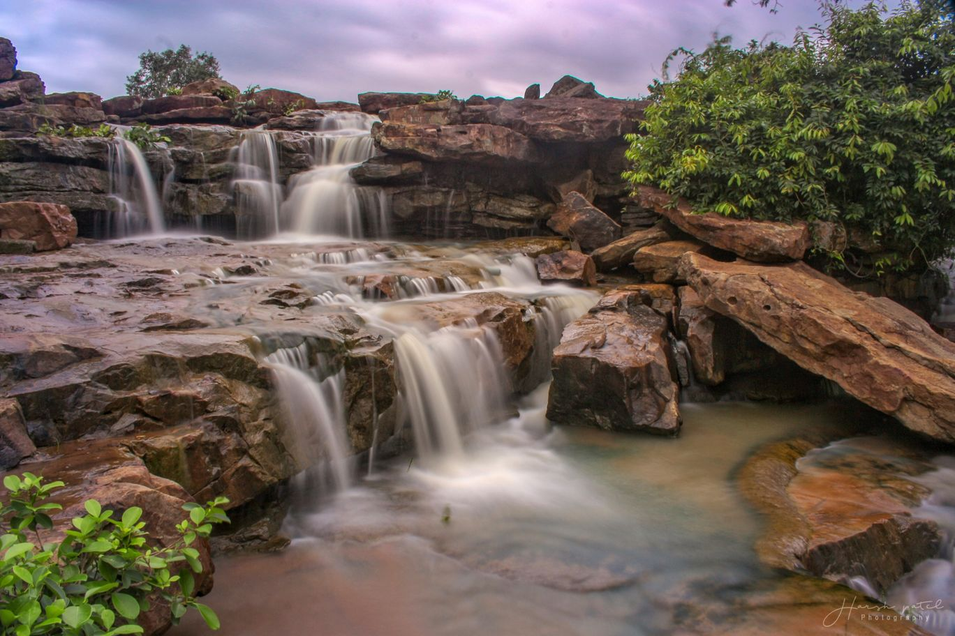 Photo of Chitradhara Waterfall By Harsh Patel