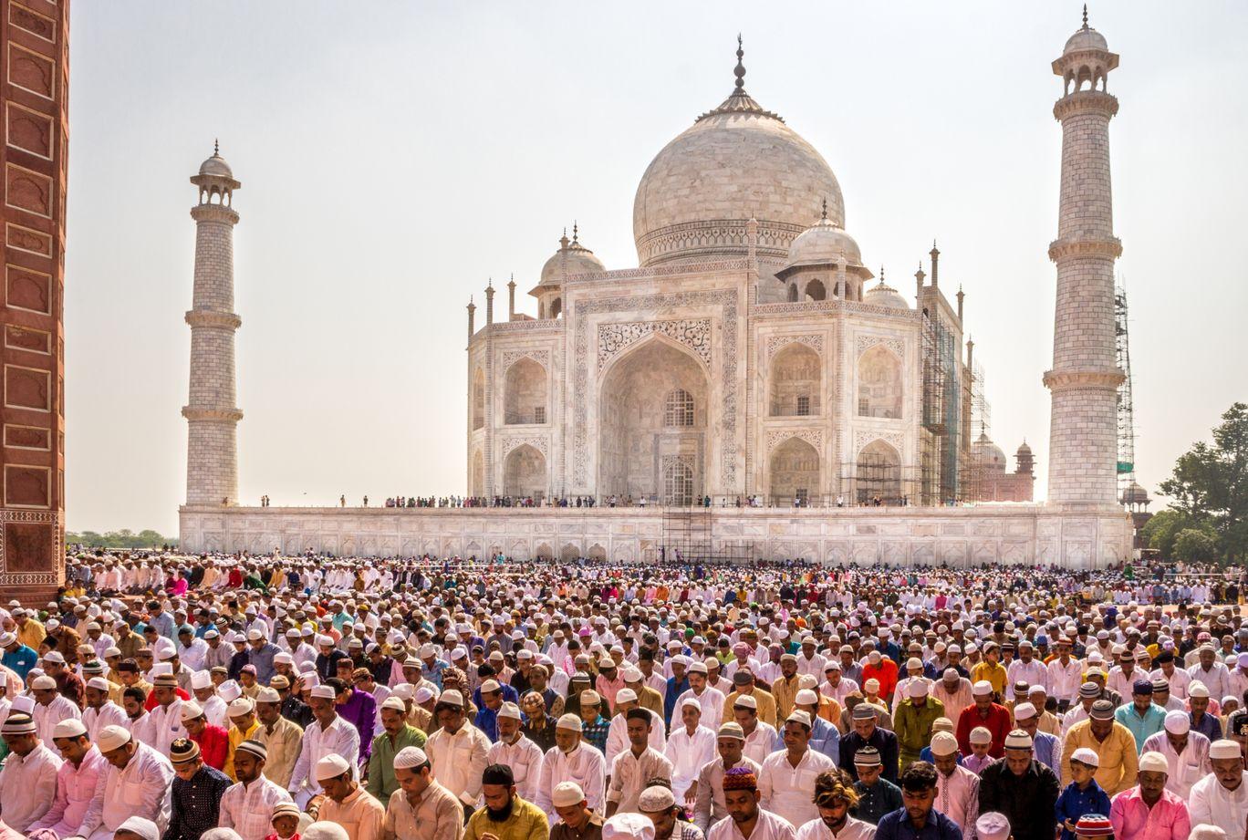 Photo of Taj Mahal By Saurabh Gangil