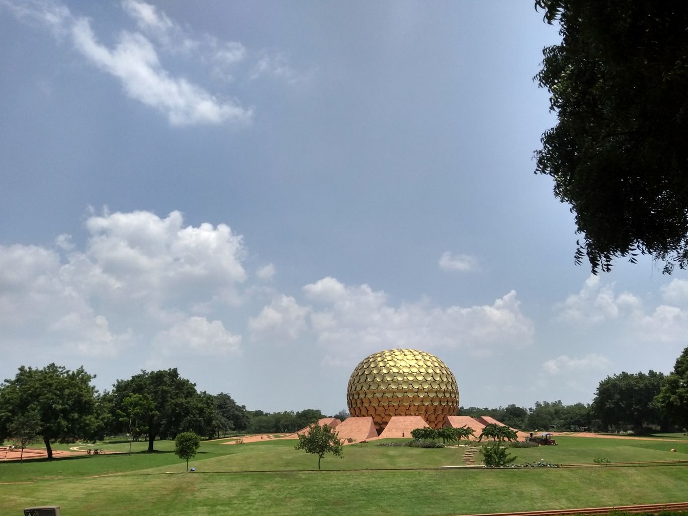 Photo of Auroville By An Average Indian