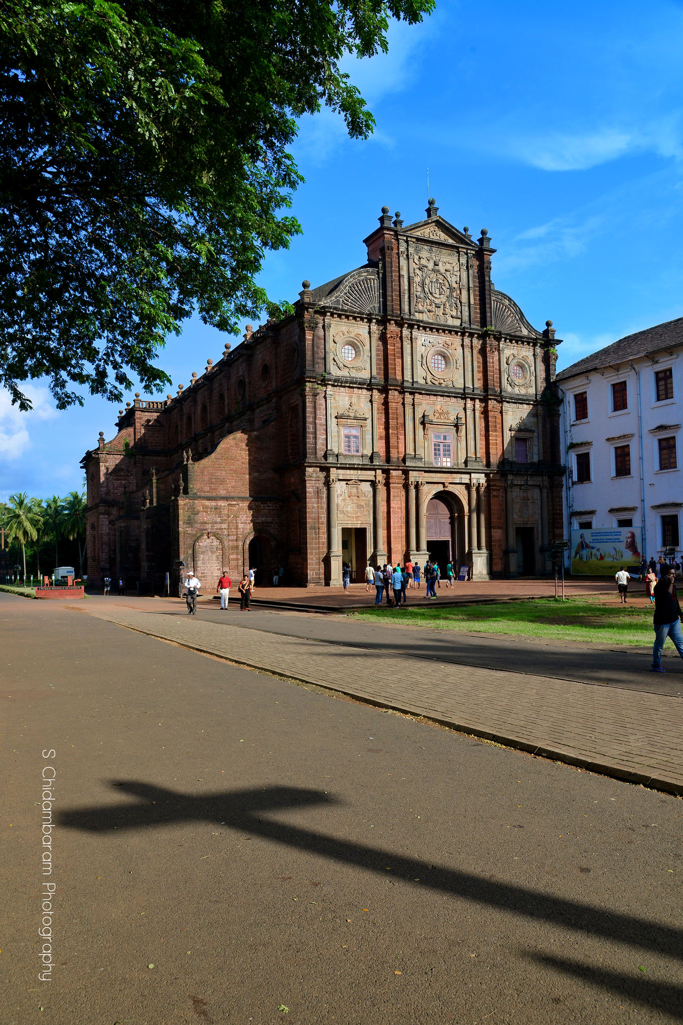 Photo of Basilica Of Bom Jesus By Chidambaram Sivathanu