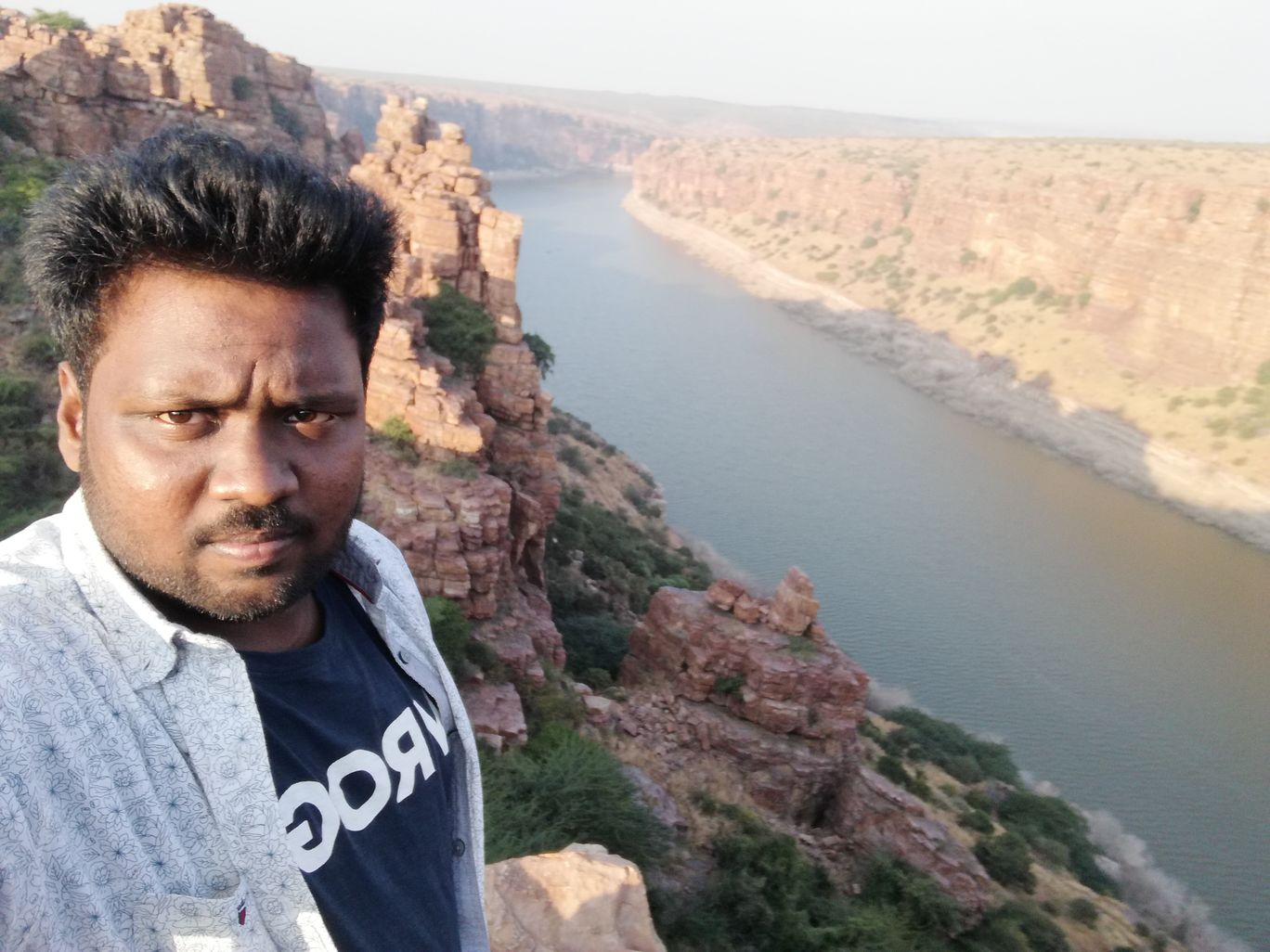 Photo of Gandikota By rajesh kumar