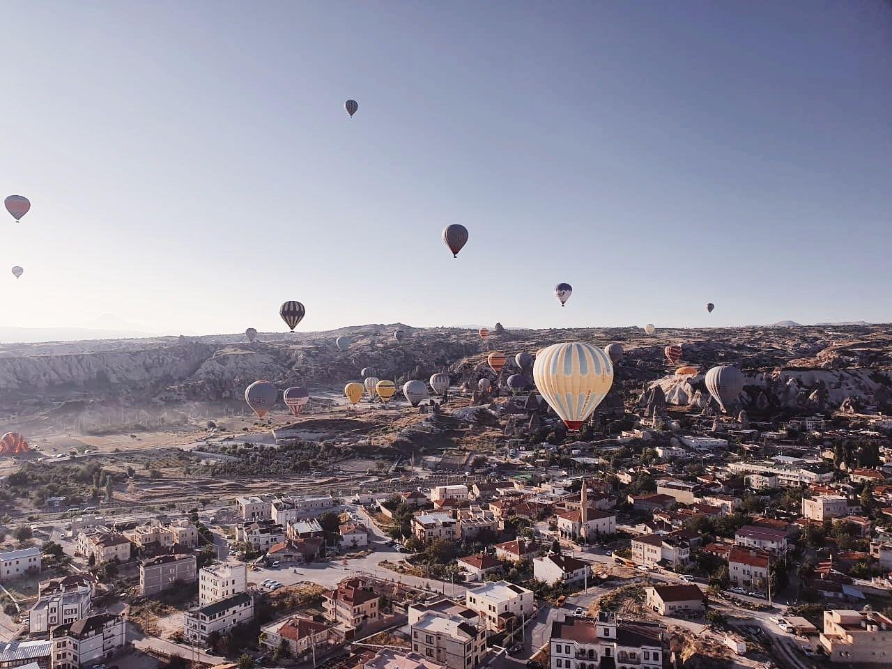 Photo of Cappadocia Turkey By Ruthusree