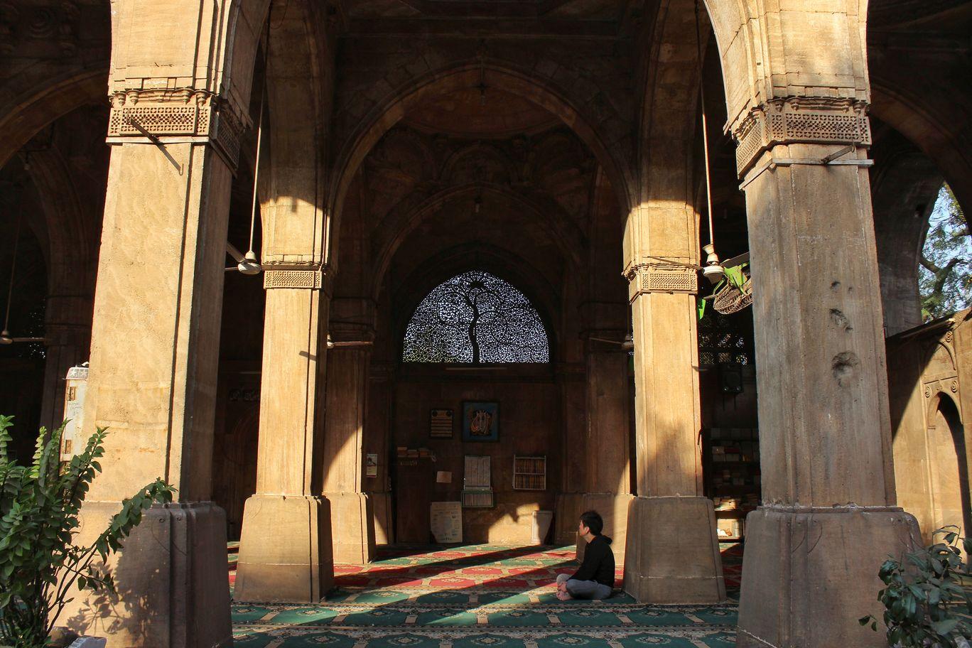 Photo of Sidi Saeed Mosque By Karan Gajjar