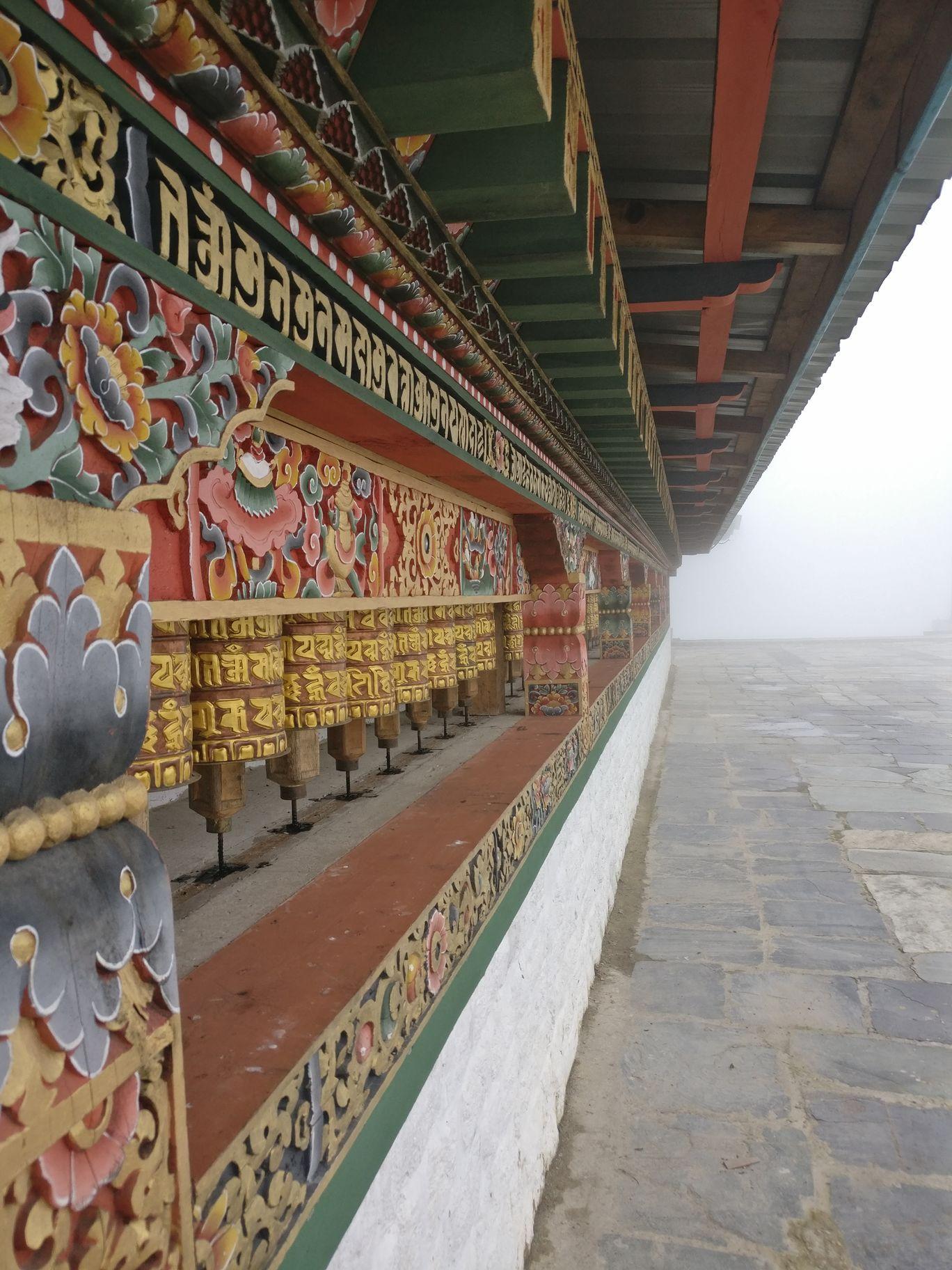Photo of Bhutan By Rebecca Sabu