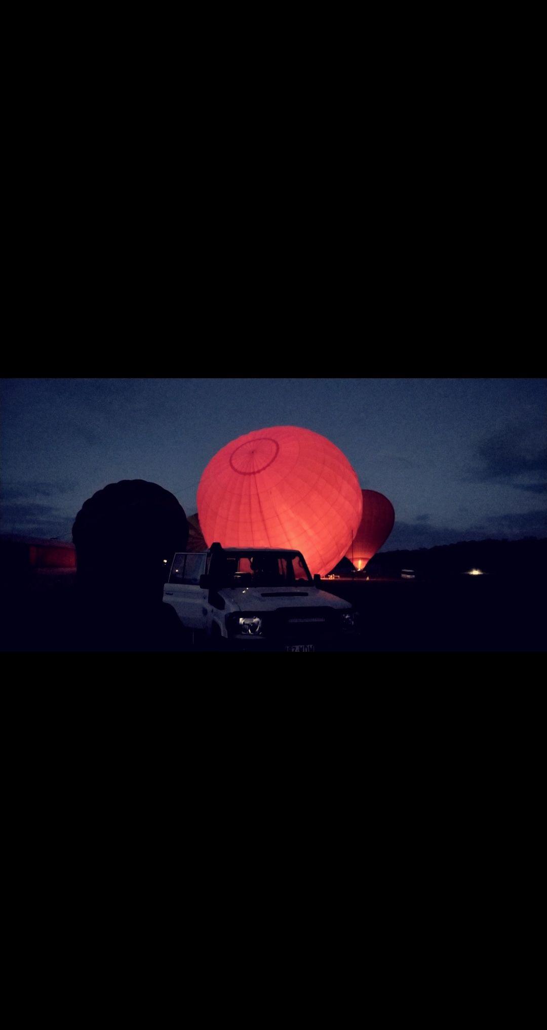 Photo of Hot Air Balloon Gold Coast By Shreya Jain