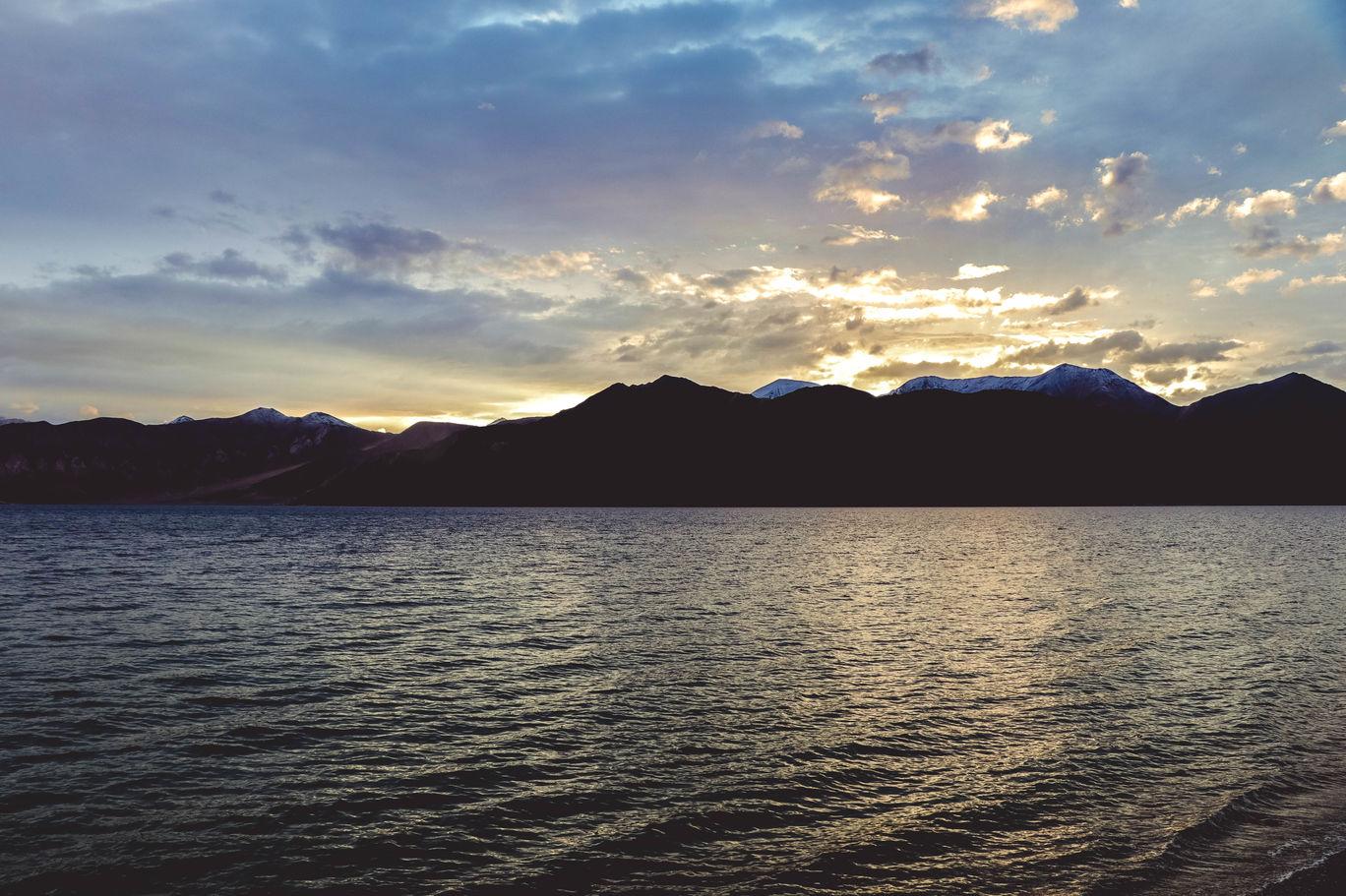 Photo of Pangong Lake By AnmOl bAtRA