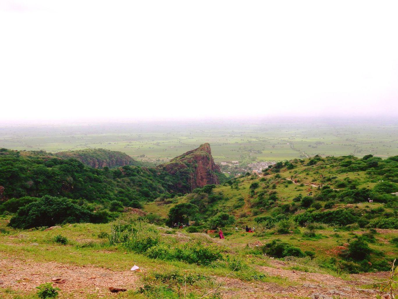 Photo of Osam Hill By kishan garach