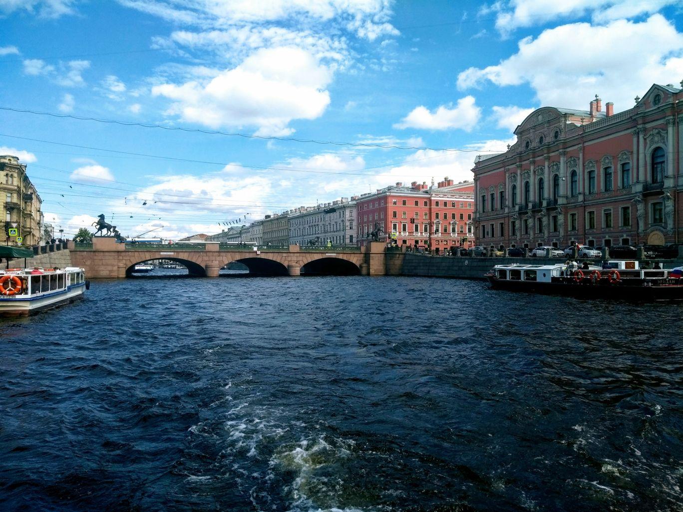 Photo of Anichkov Bridge By Abhishek Bose