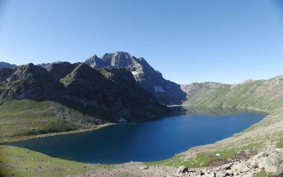 Photo of Tarsar Lake By Abhishek Bose