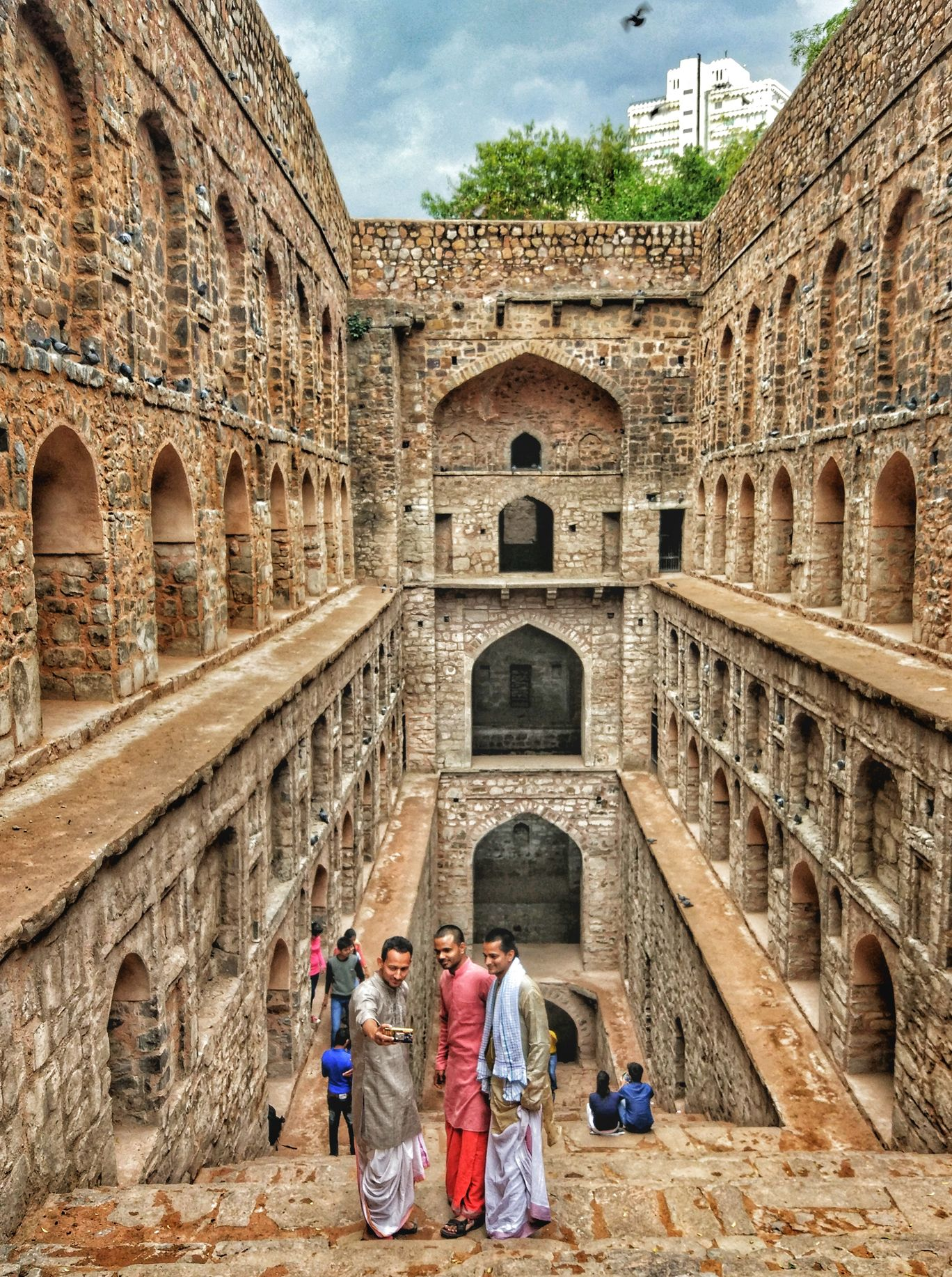 Photo of Ugrasen ki baoli By Etti Bali