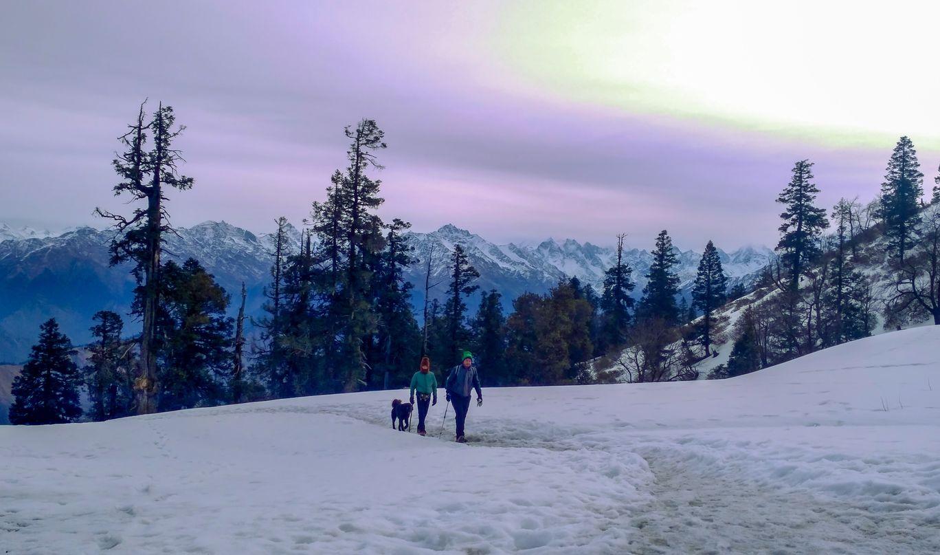 Photo of Kedarkantha Peak By yash jain