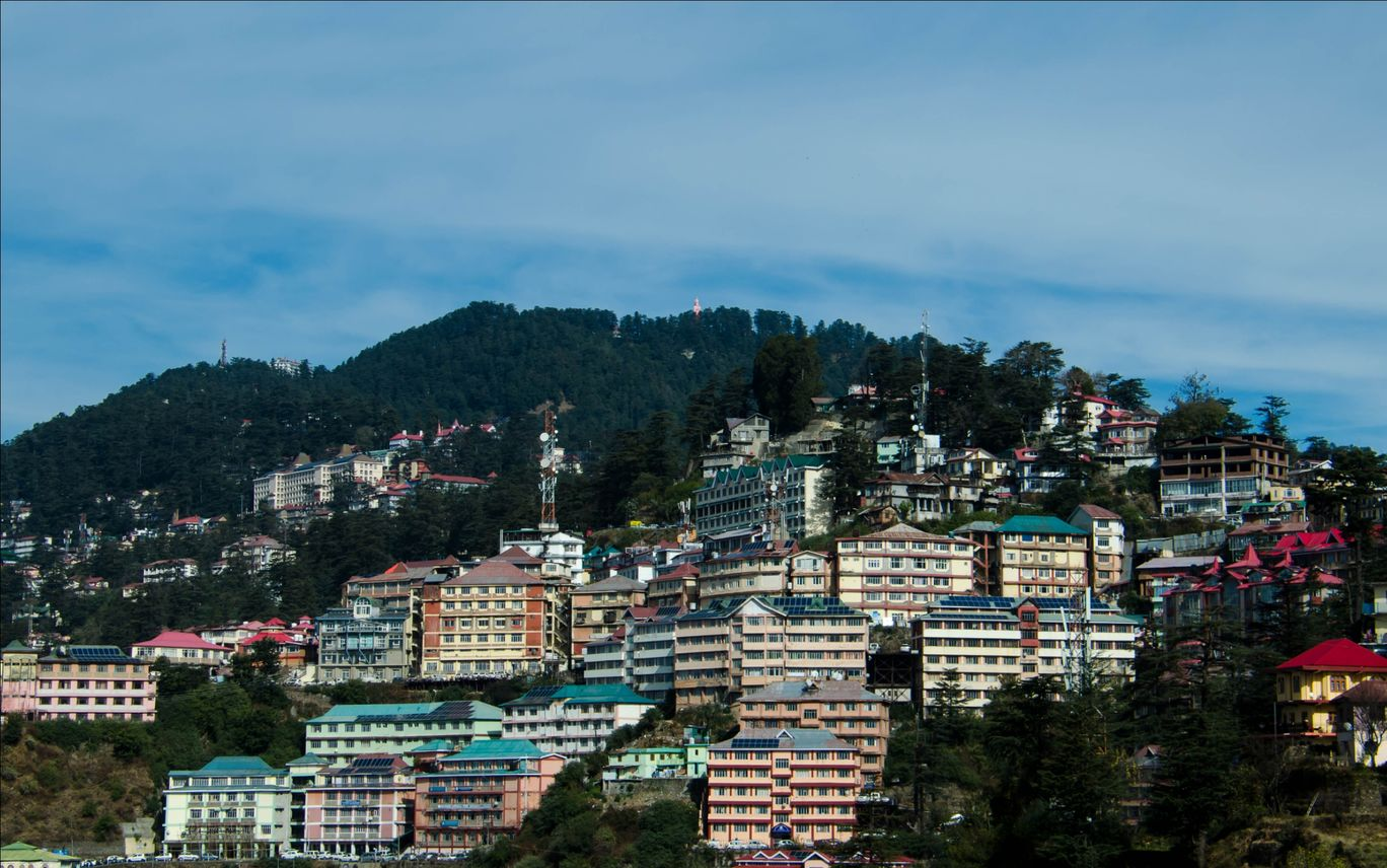 Photo of Shimla By Rajeev Jain