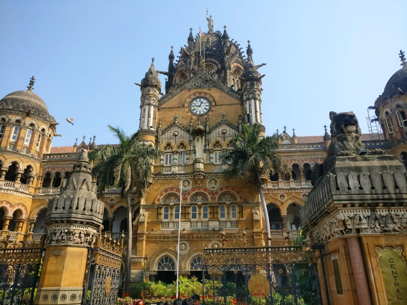 Photo of Mumbai By Sanjna Banik