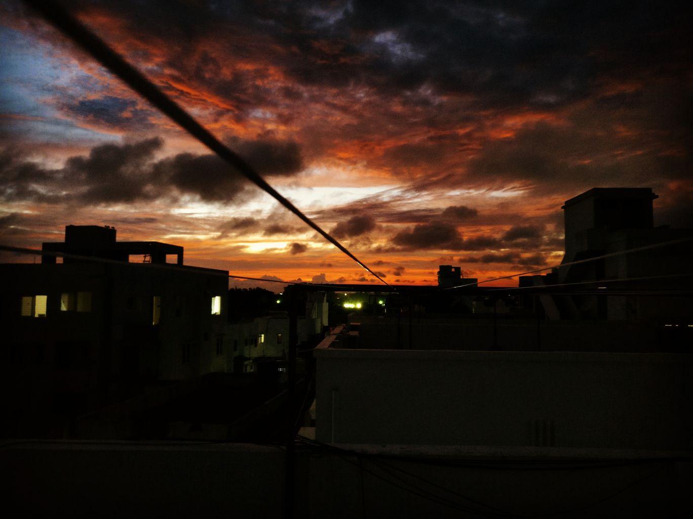 Photo of Pondicherry By Sanjna Banik