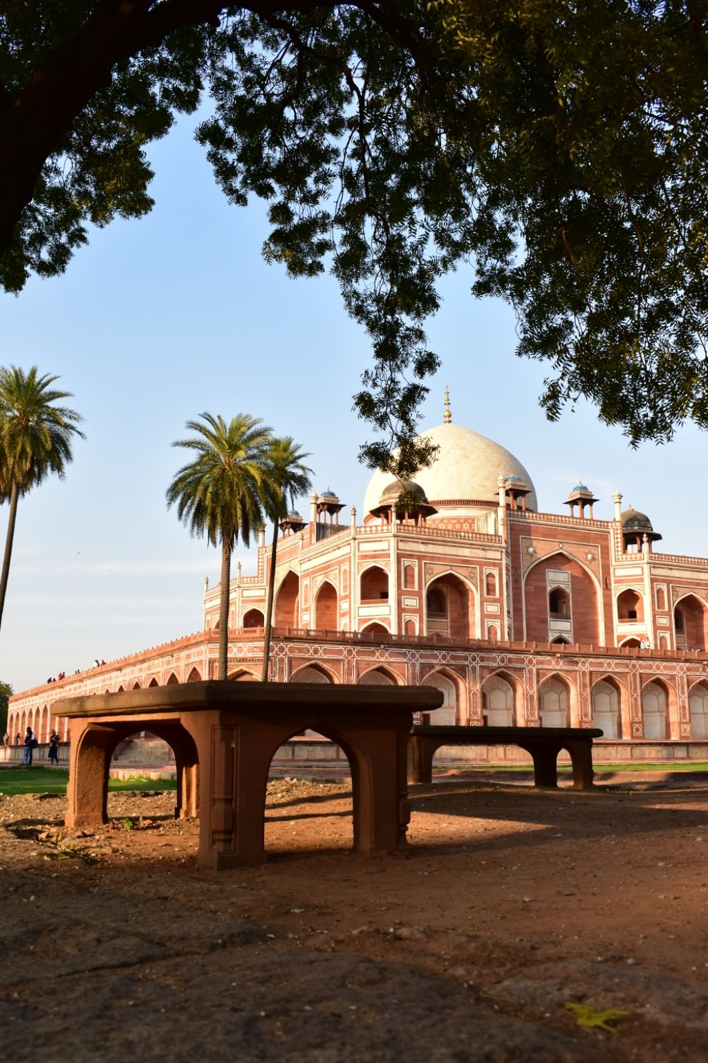 Photo of Humayun's Tomb By Prateek Nayak