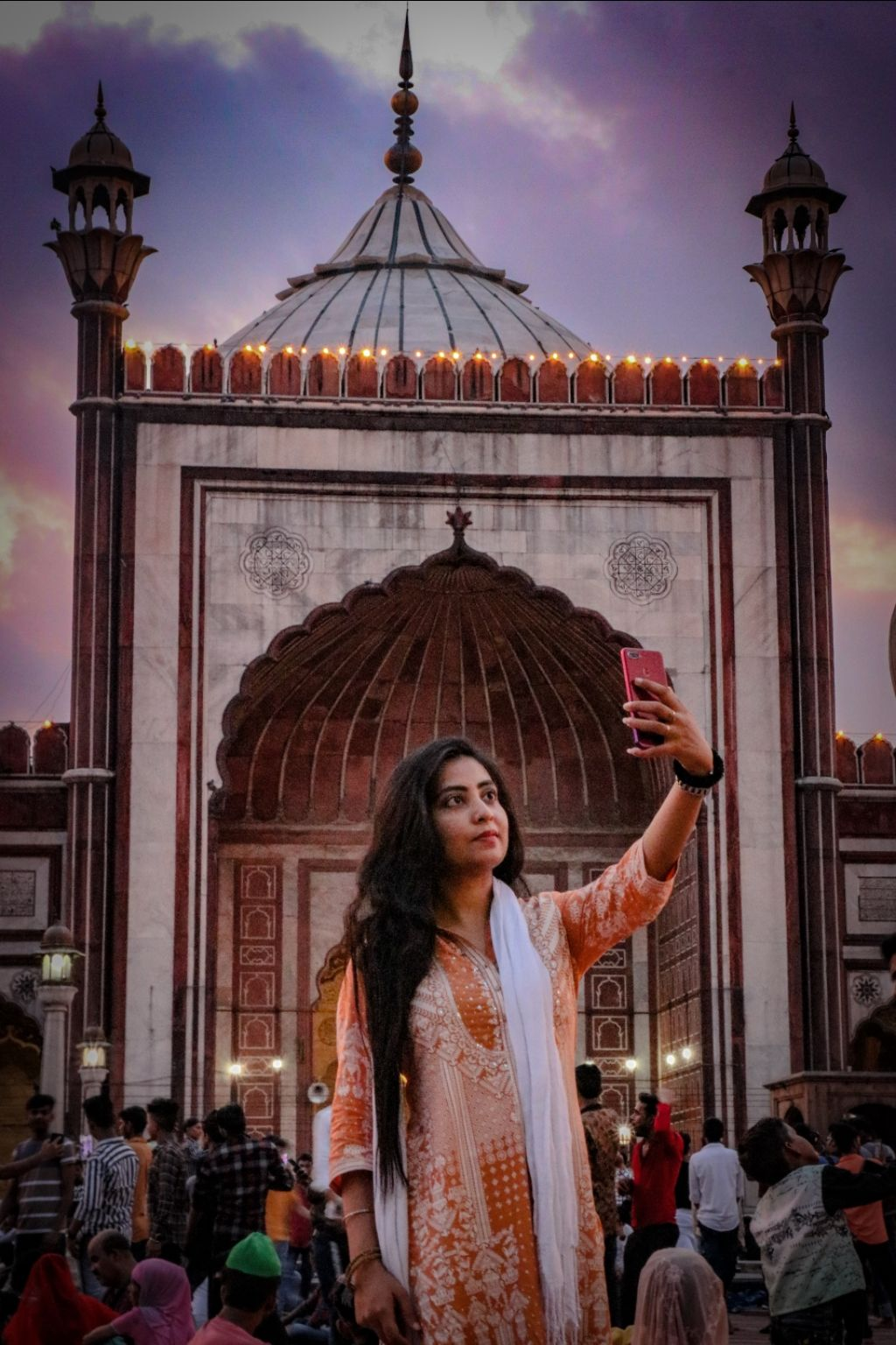 Photo of Jama Masjid By Nayak D Prem