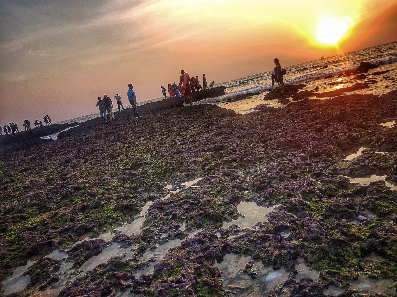 Photo of Anjuna Beach By Vartika Khullar