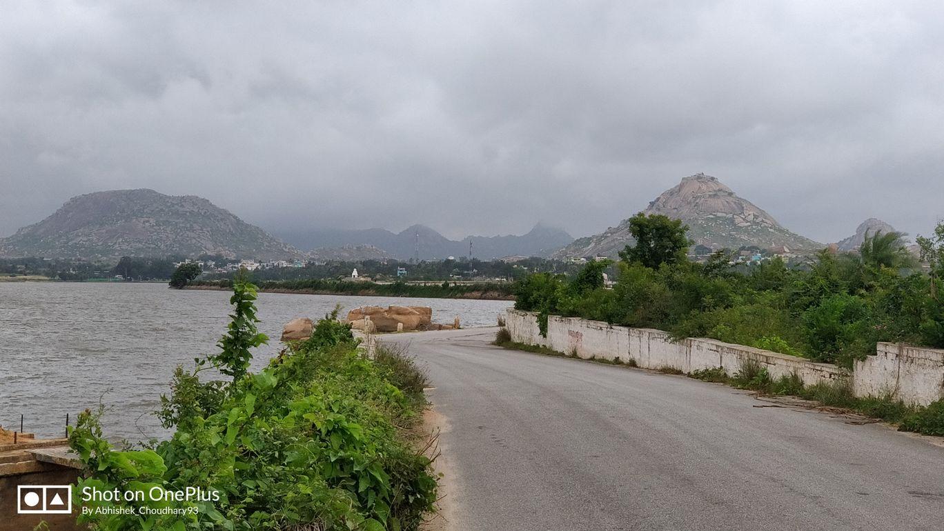 Photo of Gauribidanur - Gudibanda Road By Globetrotter Abhishek
