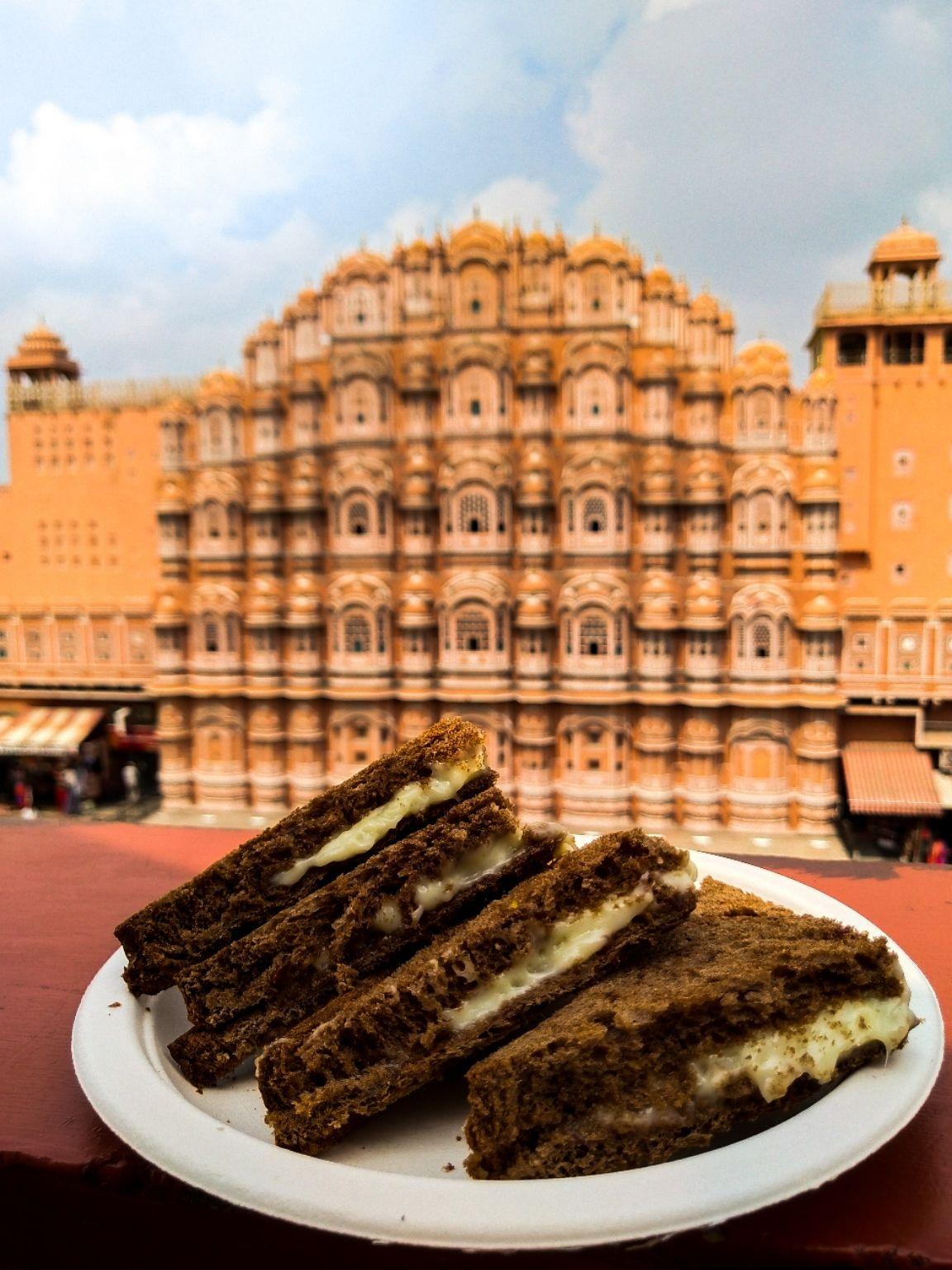 Photo of Hawa Mahal By Lakshya Sharma