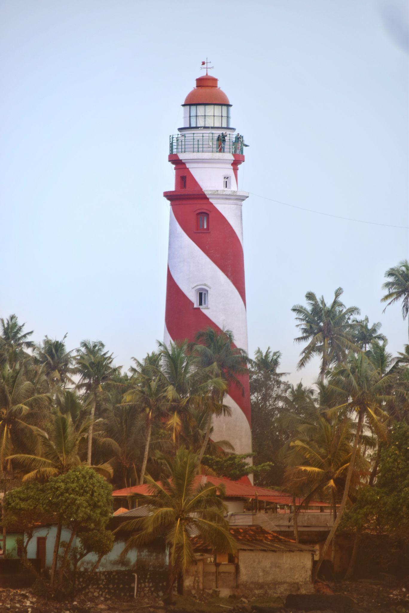 Photo of Thangassery Light House By Manojkumar