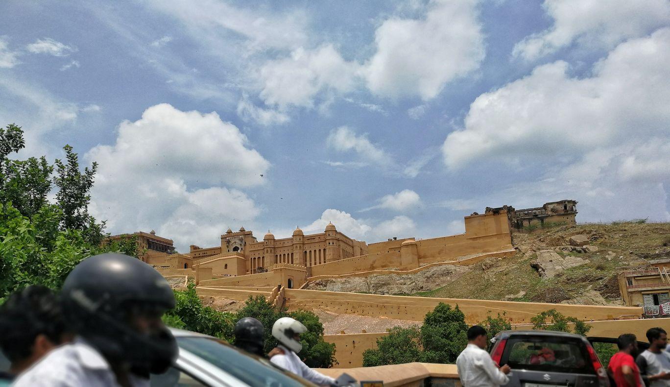 Photo of Amer Fort By Arjun Khanna