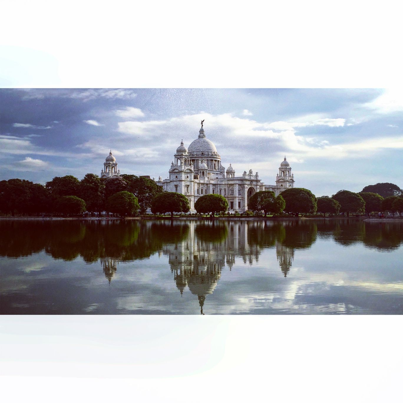 Photo of Victoria Memorial By Ankit Yaduvanshi