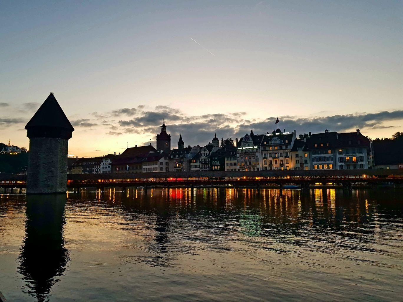 Photo of Lucerne By Ankita Sinha