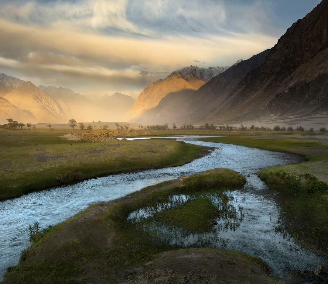 Photo of Nubra Valley By Biswaraj Das