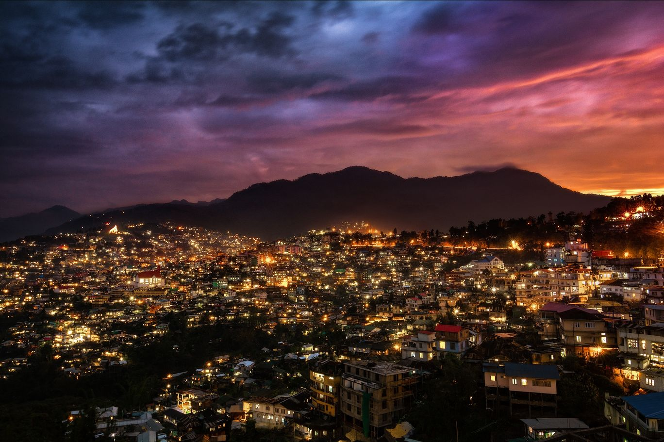 Photo of Kohima By Biswaraj Das