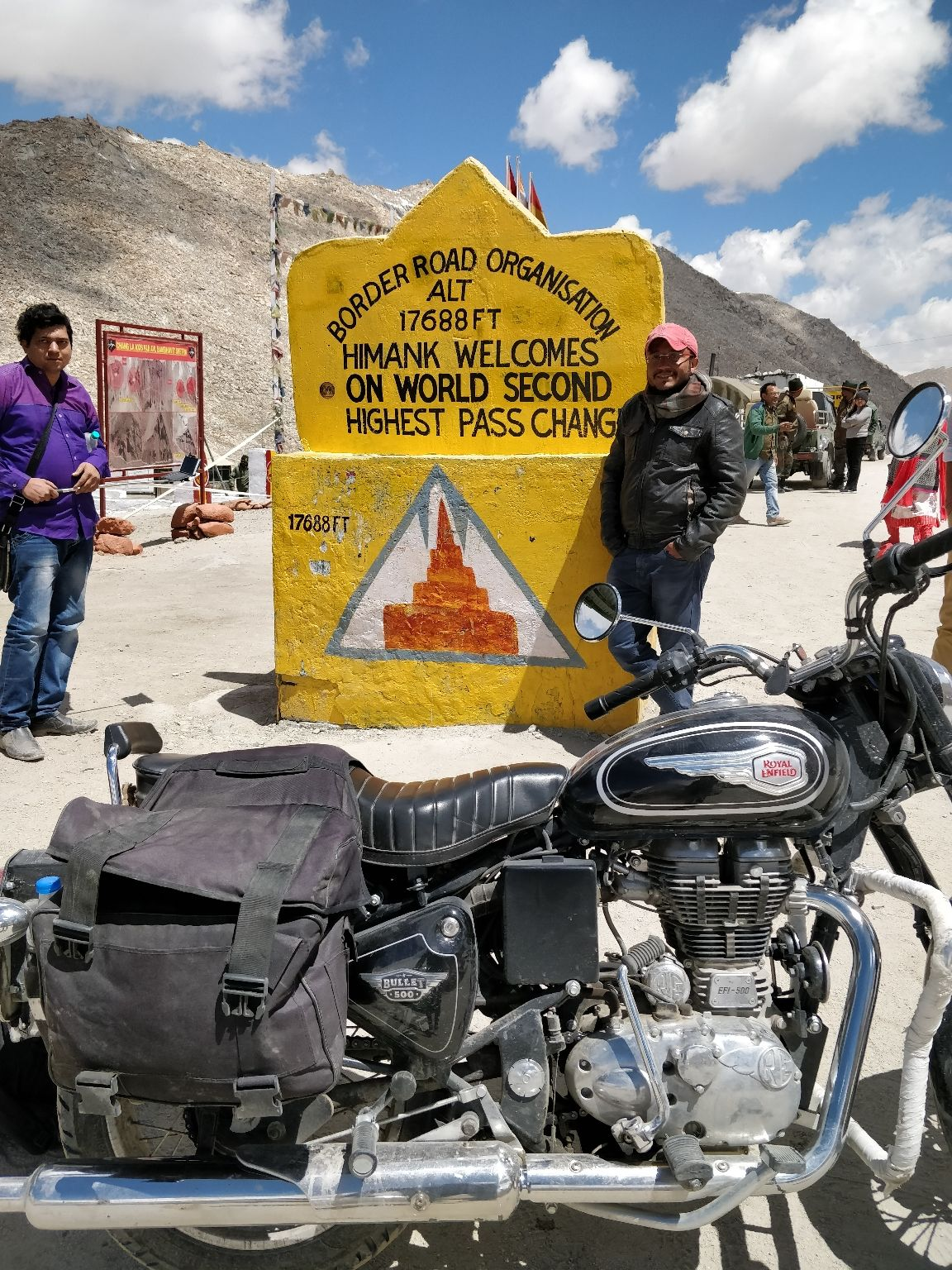 Photo of Leh By Anirudh Goswami