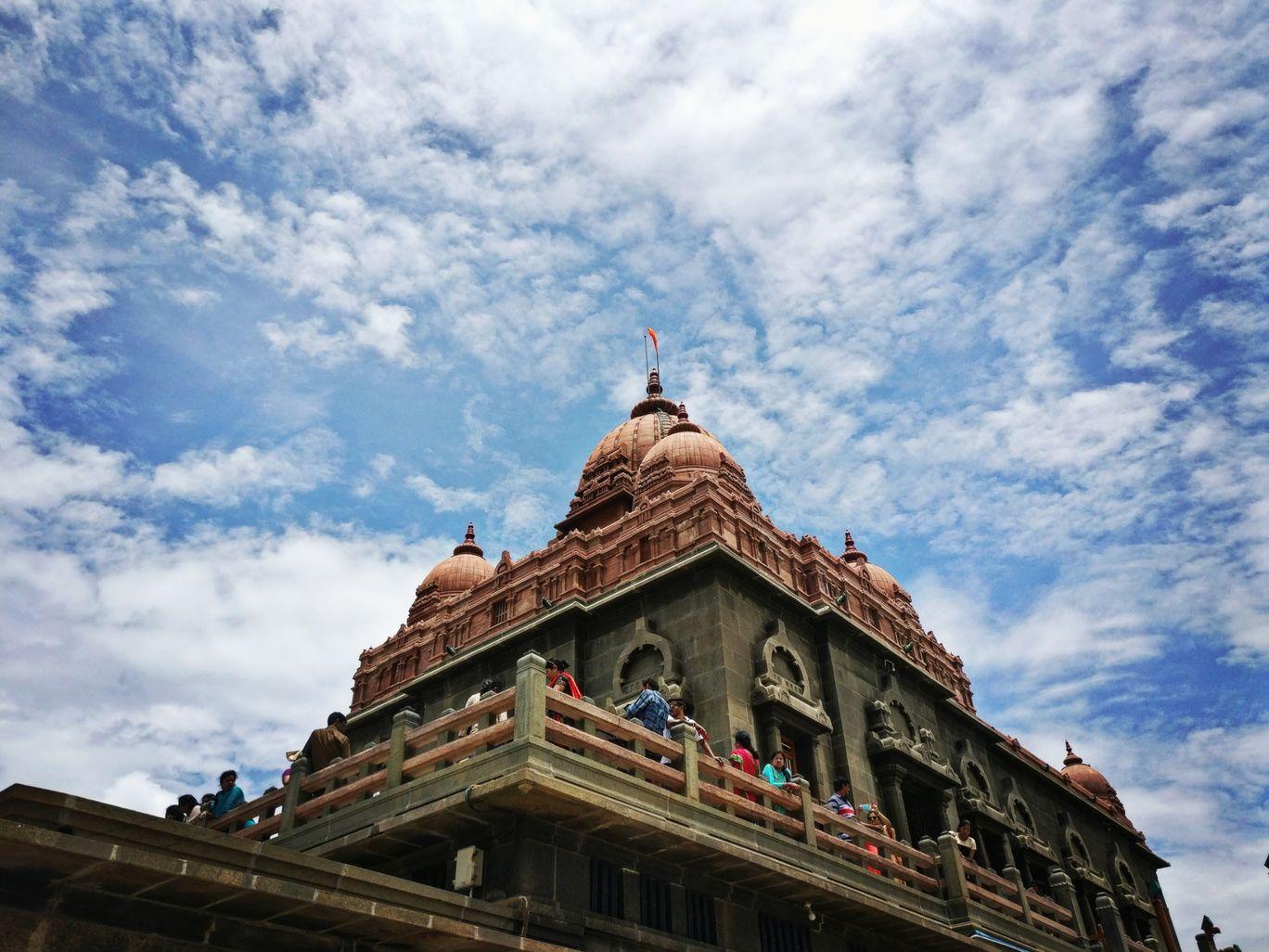 Photo of Vivekananda Rock By Anay Pathak