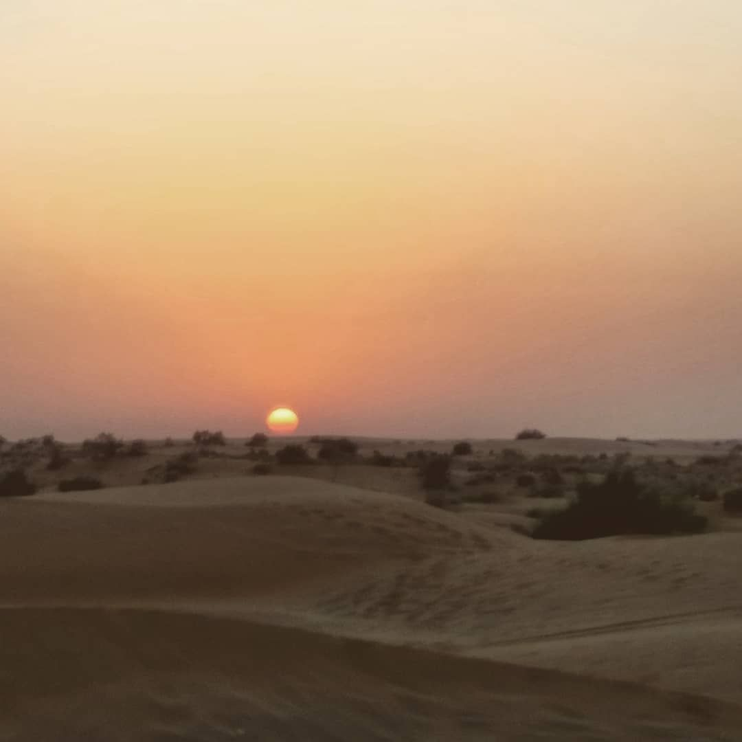 Photo of Sam Sand Dunes Camel Safari Jaisalmer By Anay Pathak