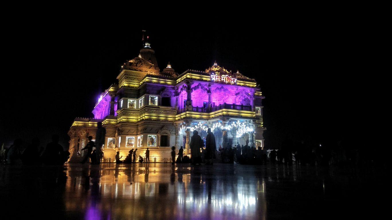 Photo of prem mandir Vrindavan By Shubham Yadav