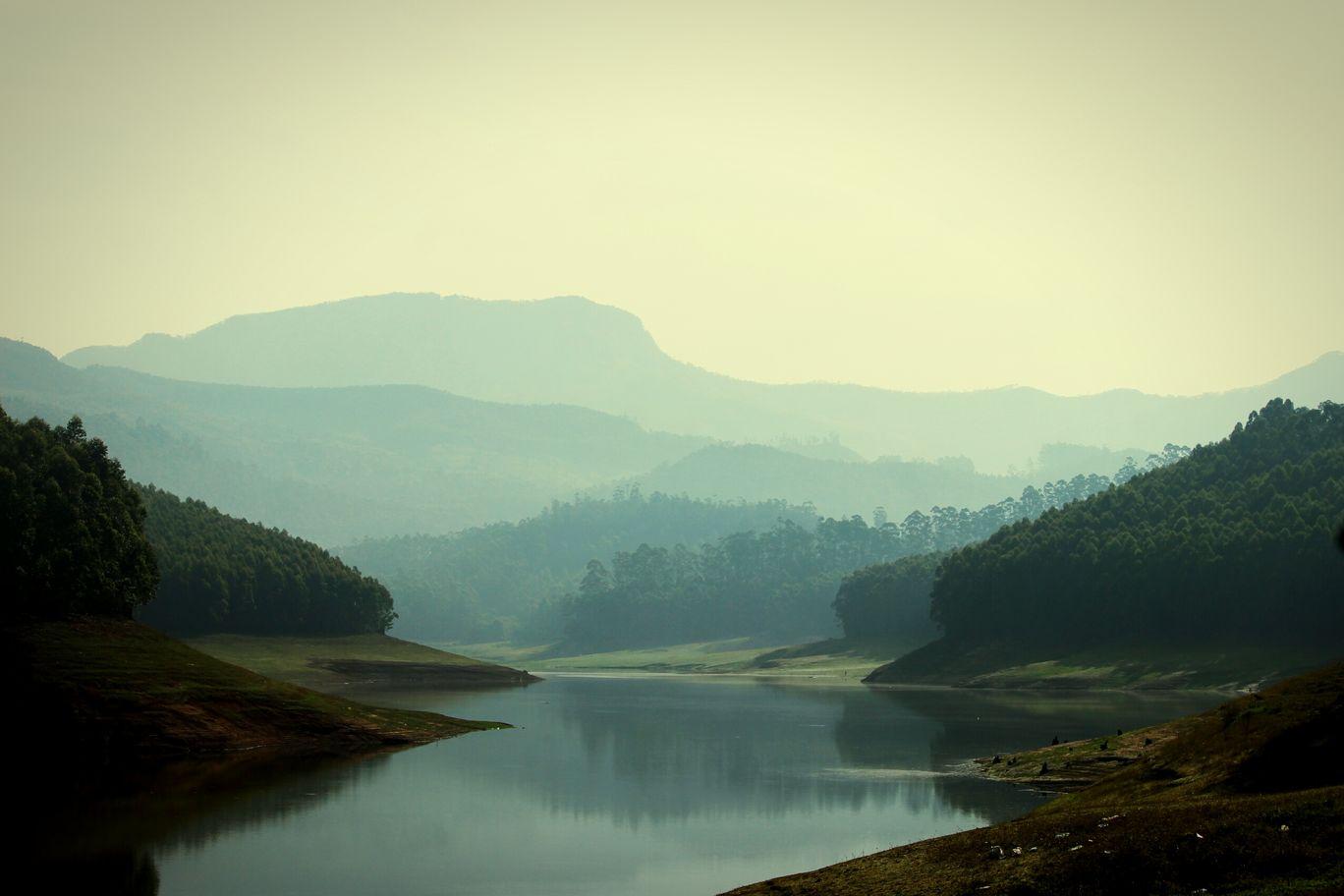 Photo of Idukki Dam Road By Aswin Das