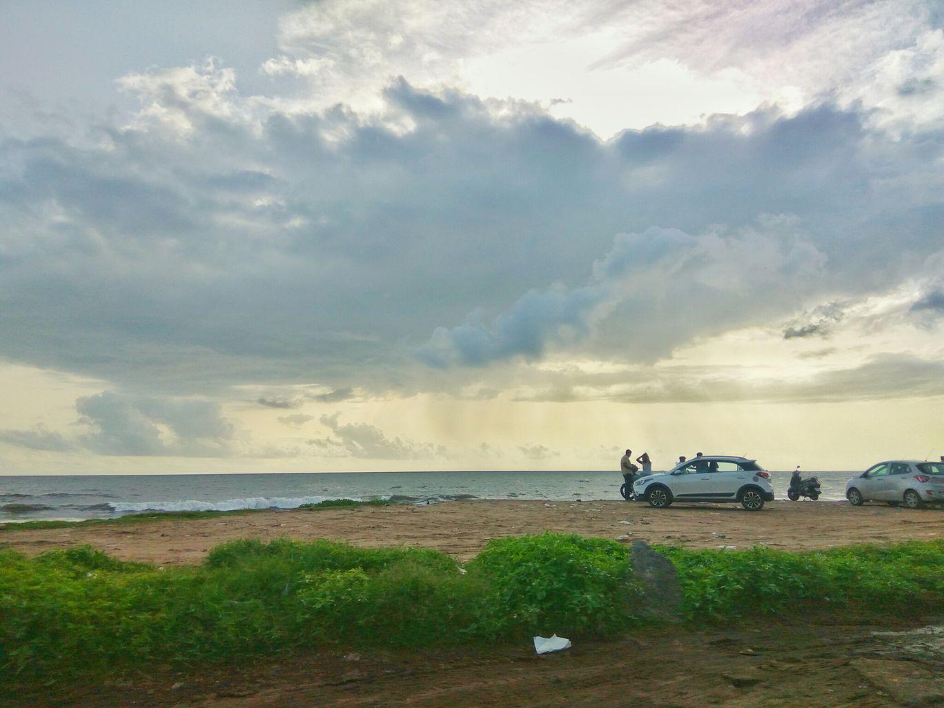 Photo of Kozhikode Beach By Nabeel Bin Basheer